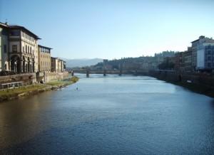 Firenze dall'Arno