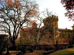 autunno al castello di marne