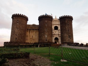 Castello Maschio Angioino Napoli