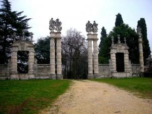 Entrata Villa Marzotto