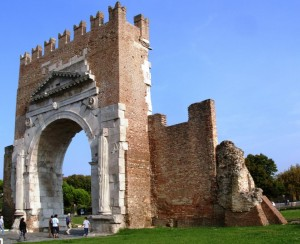 PAX AUGUSTEA …..porte aperte  a Rimini
