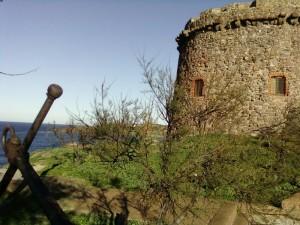 Torre spagnola a Portoscuso