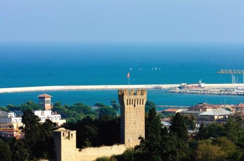 Porto San Giorgio - sul blu