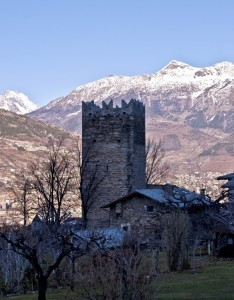 Castello Tour de Villa_Gressan 2