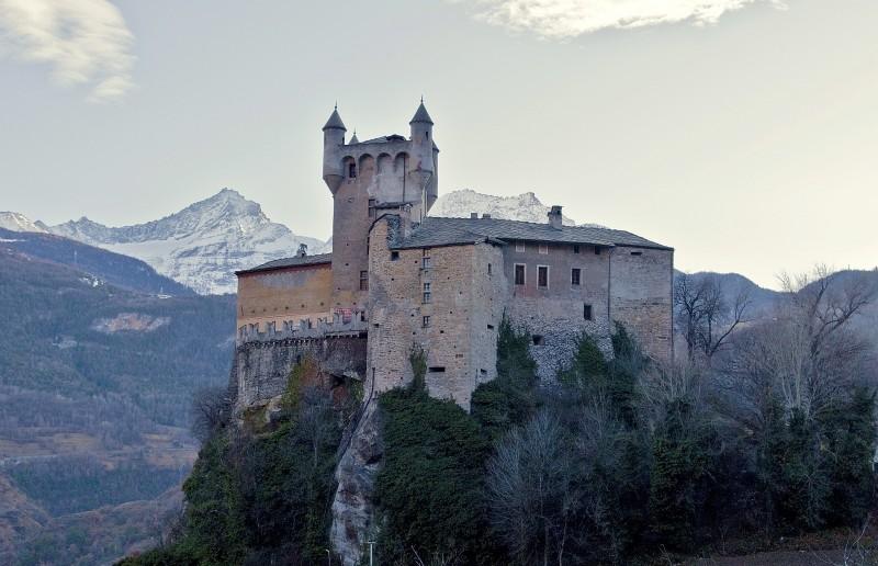 ''Castello di Saint Pierre 1'' - Saint-Pierre