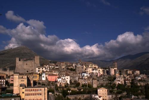 Itri - Verso il passo dei monti Aurunci