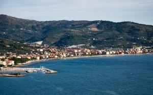 Panoramica su San Bartolomeo al Mare