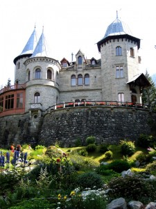 Castello di Savoia a Gressoney S.J.