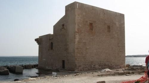 Siracusa - La torre quadrata