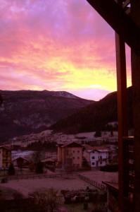 La giornata  si è tinta di rosa