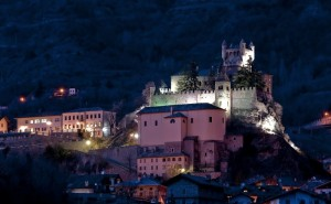 Castello di Saint Pierre_Notte1