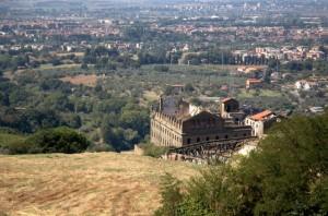Paesaggio di Tivoli