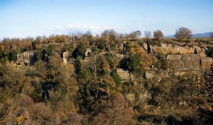 paesaggio dell'archeologia, Norchia