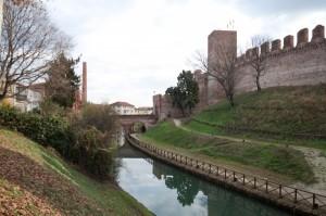 Cittadella - Le mura medievali