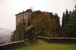 Autunno nella Rocca
