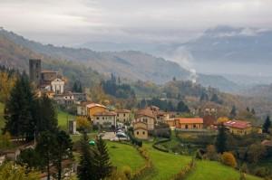 Un borgo della Garfagnana