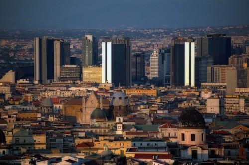 Napoli - Contrasto Urbano