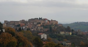 Sant'Angelo in Pontano- Panorama