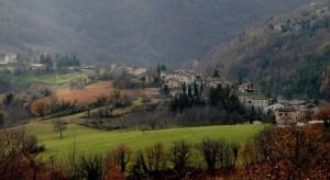 Sarnano- Panorama di Gianpereto