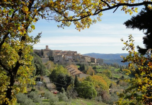 Monteverdi Marittimo - autunno a Monteverdi