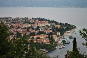 Panorama da Monte di Maderno