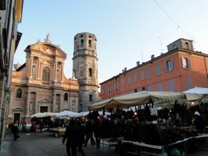 piazza S.Prospero