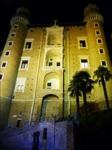 Palazzo ducale.. notturno