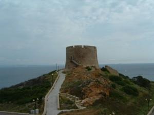 torre di avvistamento in gallura