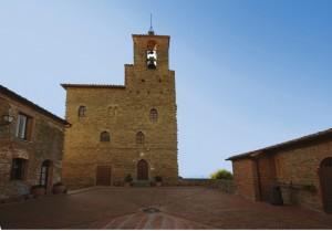 Palazzo del Podestà in Panicale
