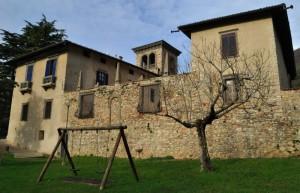 Il castello Giovanelli