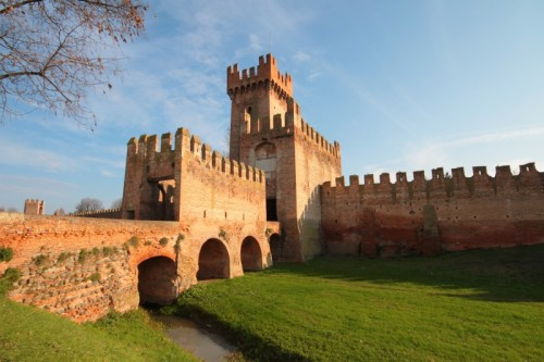 Montagnana - Porta Legnago - Montagnana