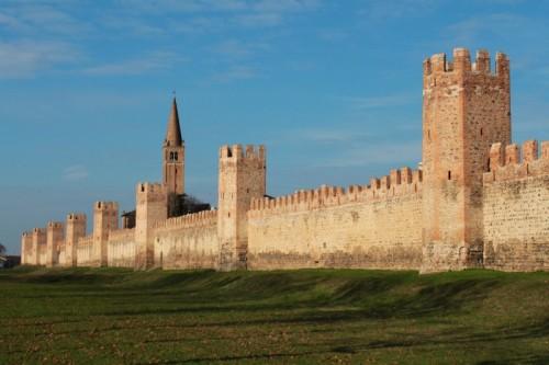 Montagnana - Mura medievali di Montagnana
