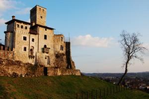 il castello sulla rocca