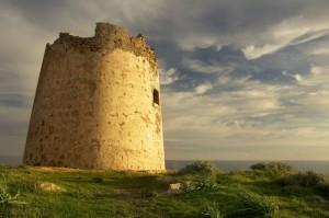 La torre di Capo Malfatano