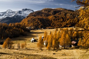 autunno nel Devero