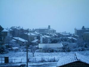 Silenziosa nevicata