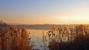 """Lago di Annone-Annone di Brianza-""""Tramonto"""""""