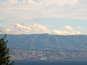 L'Italia vista dal mare