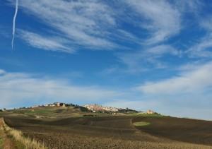 Nel cielo di Candela di Puglia