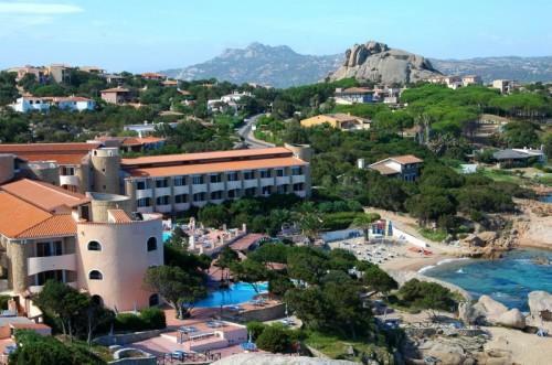Arzachena - Baia Sardinia insediamenti turistici