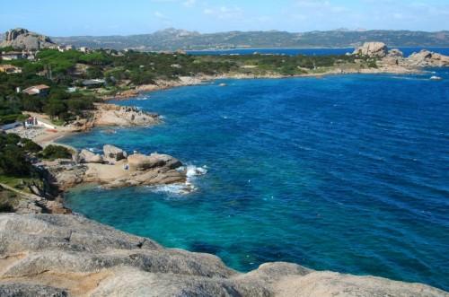 Arzachena - La costa di Baia Sardinia