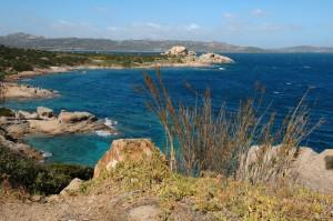 Le insenature di Baia Sardinia