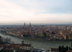 panorama di Verona 2