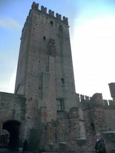 Castelvecchio… una torre