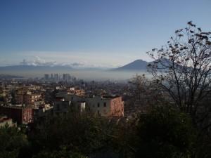Napoli da mezza costa