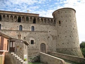 Castello Baglioni Santacroce a Graffignano (VT)