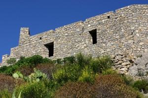 Particolare Torre Normanna Altavilla Milicia Pa
