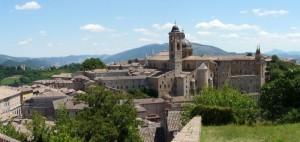 La Città vista dalla Fortezza Albornoz