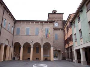 """castello """" CAMPORI """"   AUGURI DI BUONE FESTE"""