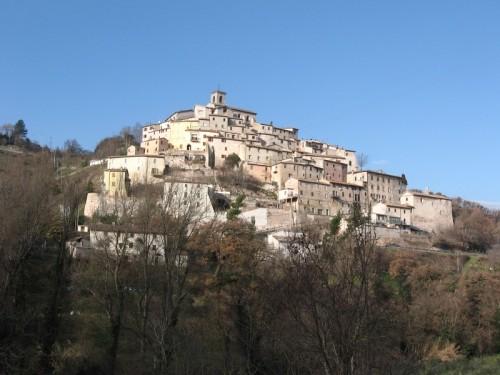 Arcevia - Il borgo di Palazzo